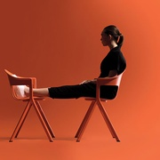 Allermuir's Axyl Chair by Benjamin Hubert Is Both Timeless and Timely