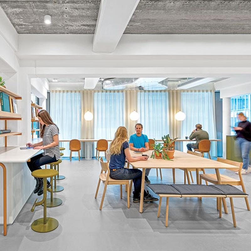 Uber EMEAu0027s Amsterdam Office Embodies The Tech Brandu0027s Global Ethos