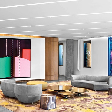 Rottet Studio Reinvents Viacom In Los Angeles