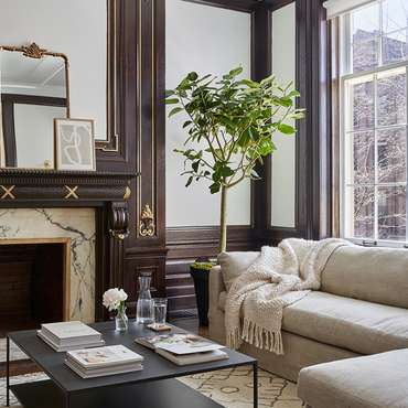 Coliving Goes Grand At A Restored Clinton Hill Mansion