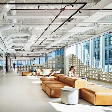 4 Offices From Canada To The Czech Republic Feature Eye Catching Elements