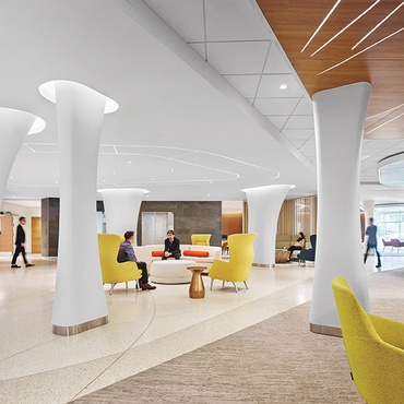 Memorial Sloan Kettering Cancer Center Bergen by EwingCole 2018 Best of Year Winner for Healthcare & Healthcare | Interior Design Projects