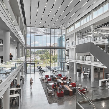 Mercedes Benz USA By Gensler: 2018 Best Of Year Winner For Large Office  Project