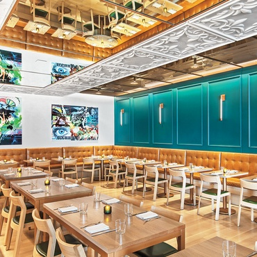 Gensler Strikes The Right Note With Chicago Restaurant Tied House
