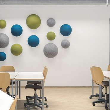 6 New Acoustical Solutions For The Workplace