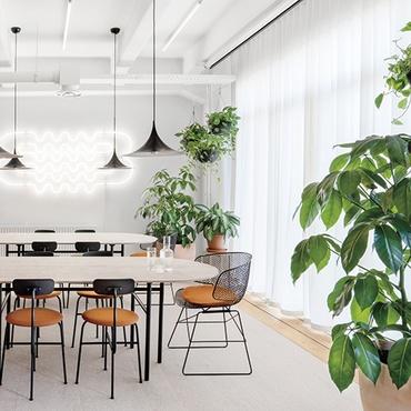 Kvistad Gives Digital Studio Bakken U0026 Bæcku0027s Office A Refresh