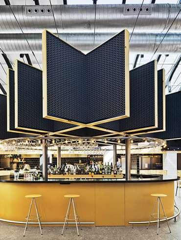 Mercado de San Luis by Martín Lejarraga Architecture Office: 2018 Best of Year Winner for Counter Service