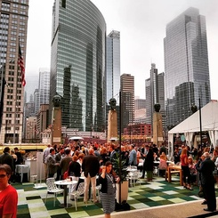 NeoCon 2019 Social Highlights: Sunday Kick-Off