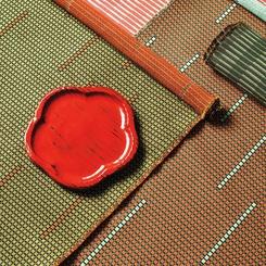 Vintage Kimono Inspires Dutch Artist's Veer Fabrics for Wolf-Gordon