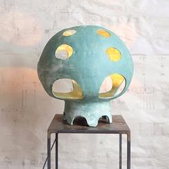 Nests Inspire Yuko Nishikawa to Create Courtship Behavior Ceramic Series