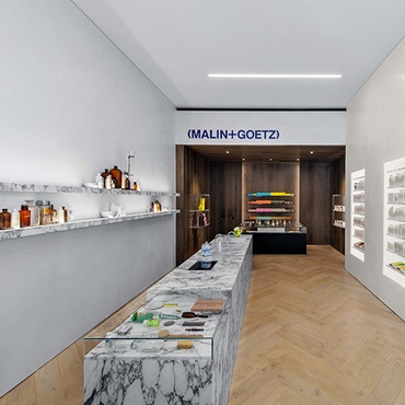 Messana Ou0027Rorke Goes Minimalist For Malin+Goetzu0027s Century City Shop