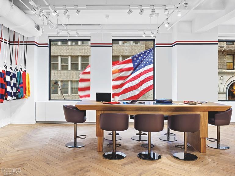 ENV Salutes Tommy Hilfiger\u0027s Patriotic Traditions at the Fashion Brand\u0027s NYC Office & ENV Salutes Tommy Hilfiger\u0027s Patriotic Traditions at the Fashion ...