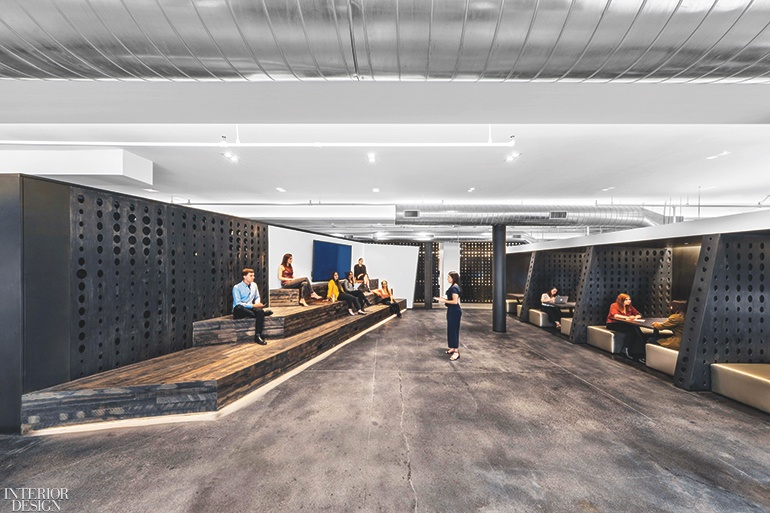 At Insurance Company Argo Groupu0027s New York Office, TPG Proves Good Design  Is The Best Policy
