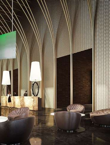 Swarovski And Mass Beverly Name Brilliance Of Design Winners