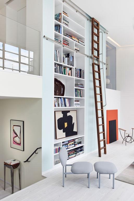 Art Meets Life At The Newly Renovated Saint Martins Lofts By 19 Greek Street