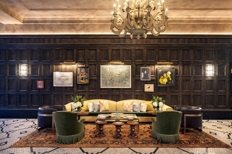 Wine And Design Offers A First Look At The Beekman In NYC