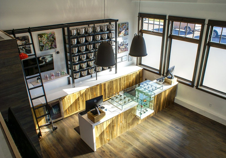 Trending 48 Marijuana Dispensaries Tap Into High Design Gorgeous Interior Designer Denver Co Model