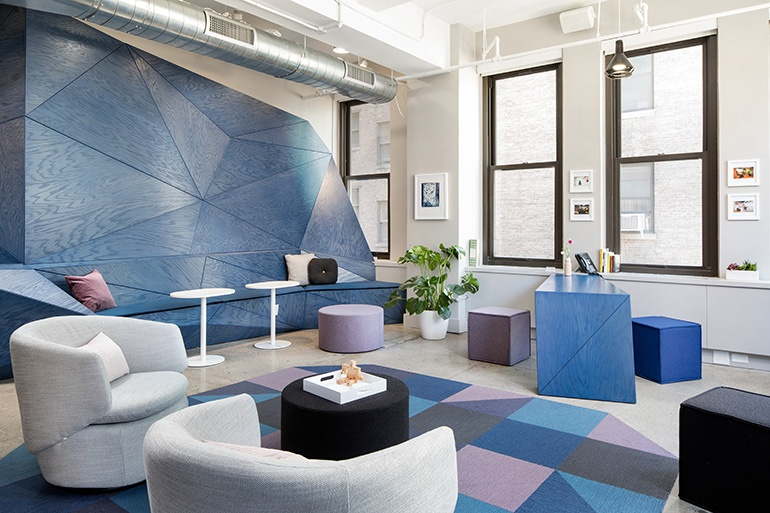 sonic union s manhattan office by revamp looks as good as it sounds rh interiordesign net interior design books amazon interior design books for students