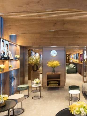 Rolex Designs 2018 Academy Awards Green Room