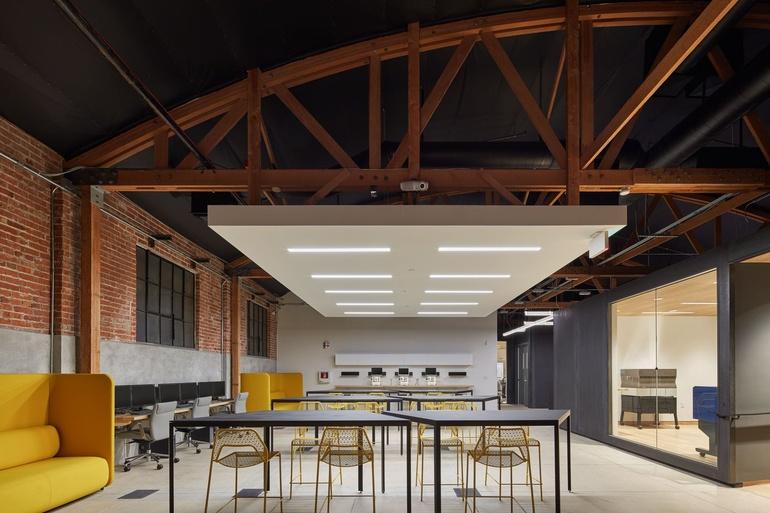 Supplyframe Design Lab By Cory Grosser Associates Photography Benny Chan