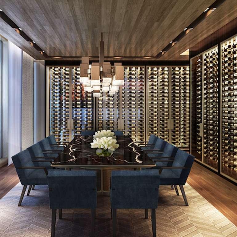 Jeffrey Beers Reveals First of Three EchelonSeaport Towers in Boston & Interior Design