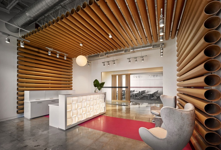 6 Innovative New Offices