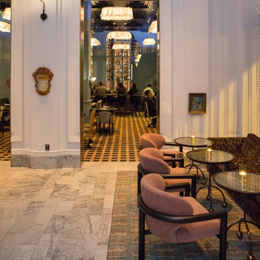 Designers Gather At San Franciscos New Proper Hotel For Wine Design