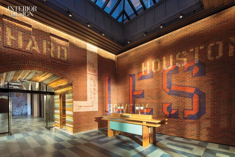 Firm Amanda Sullivan Studio Architecture Project Hotel Indigo Lower East Side Photography By Chris Sanders