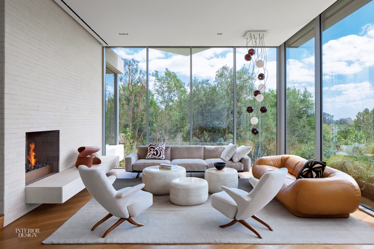house hall interior design. View All Slideshow Resources A Massive Los Angeles House by Hagy Belzberg and Delta Wright