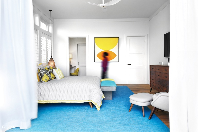 Firms: Denton House Design Studio And VC Architects. Site: Great Guana Cay,  The Bahamas. Photography By Rochelle Jahdi.