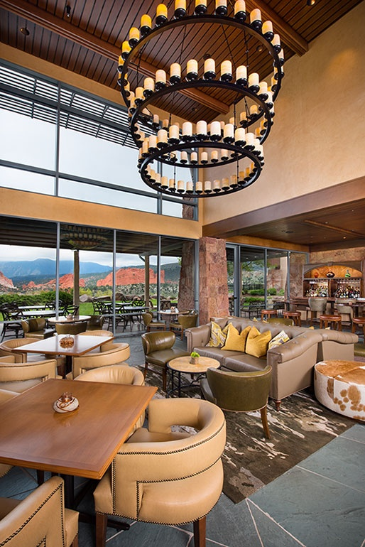 Project Garden Of The Gods Club And Resort Location Colorado Springs CO Image Courtesy Design Duncan Miller Ullmann