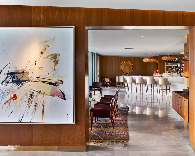 EDG Interior Architecture Design Ranked 19 Project Four Seasons Hotel Location Casablanca Photography By Eric Laignel