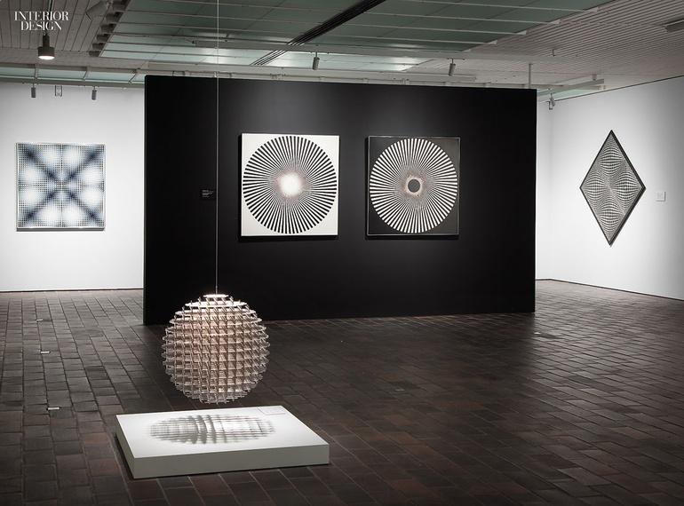 Denmark\'s Louisiana Museum Presents First Op Art Exhibit in 50 Years