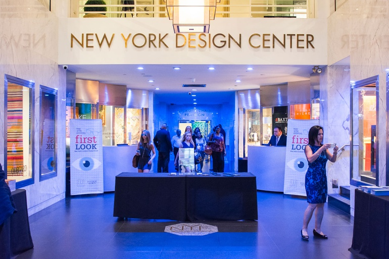 over 1500 design professionals attended the 12th annual first look event at 200 lex - Interior Design Professionals