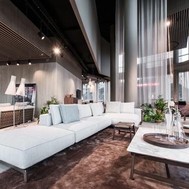 Flexform S 25th Showroom Opens In Amsterdam