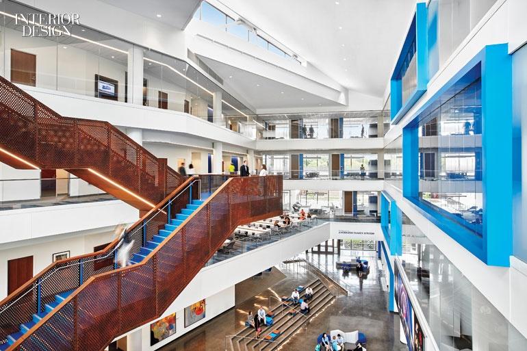 8 simply amazing university buildings - Interior design for school buildings ...