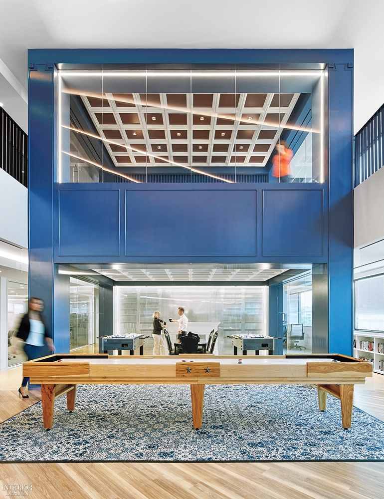 4 International Office Spaces