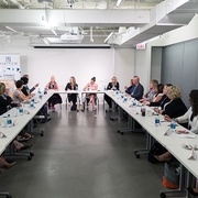Health and Wellness Roundtable Travels to NeoCon 2018
