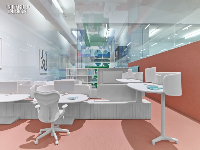 Herman Miller Fashions a Towering Presence in New York City\'s ...