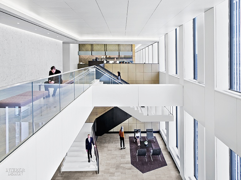 White U0026 Caseu0027s NYC Headquarters By HOK And HYL Architecture Is Calm, Cool,  And Collected