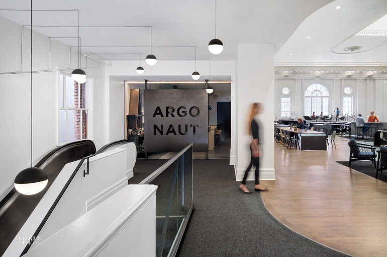 Argonaut by huntsman architectural group 2016 best of for Best architecture firms in san francisco