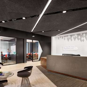 Lauckgroup And Revel Architecture Design Calculate Informaticas Data Driven Office
