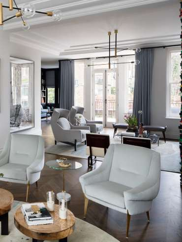 Interior Design Model Homes. 10 Questions With  Christopher Hall Interior Design