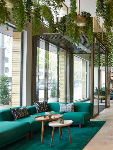 Concrete And Jestico+Whiles Capture Modern Dutch Living At The Hyatt  Regency Amsterdam Part 93