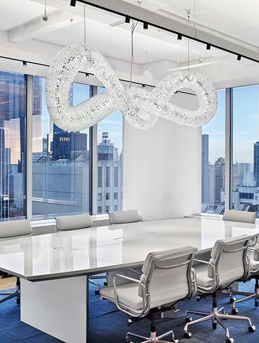 Perkins + Will And Valerie Pasquiou Dress Up Swarovskiu0027s New York Office