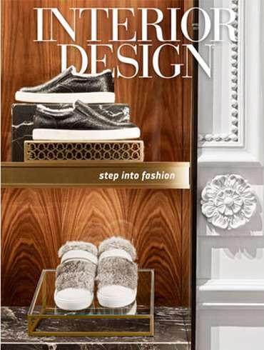 Interior Design April 2017. Interior Design
