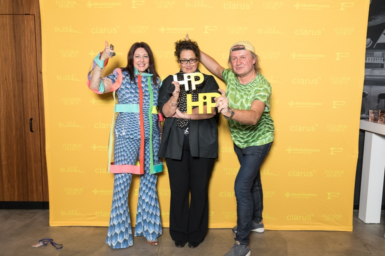 Hip Awards 2018 Celebrates Neocon S Best And Brightest