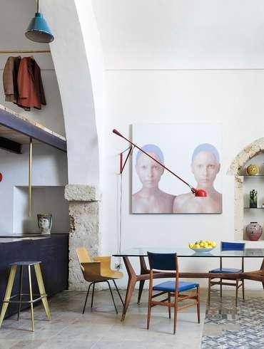 5 Simply Amazing Italian Residences. Interior Design