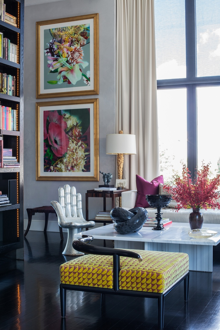 Jamie Drakeu0027s West Chelsea Residence. Photography By Marco Ricca.