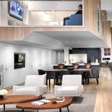 Walk Through West Village Duplex By Joel Sanders Architect